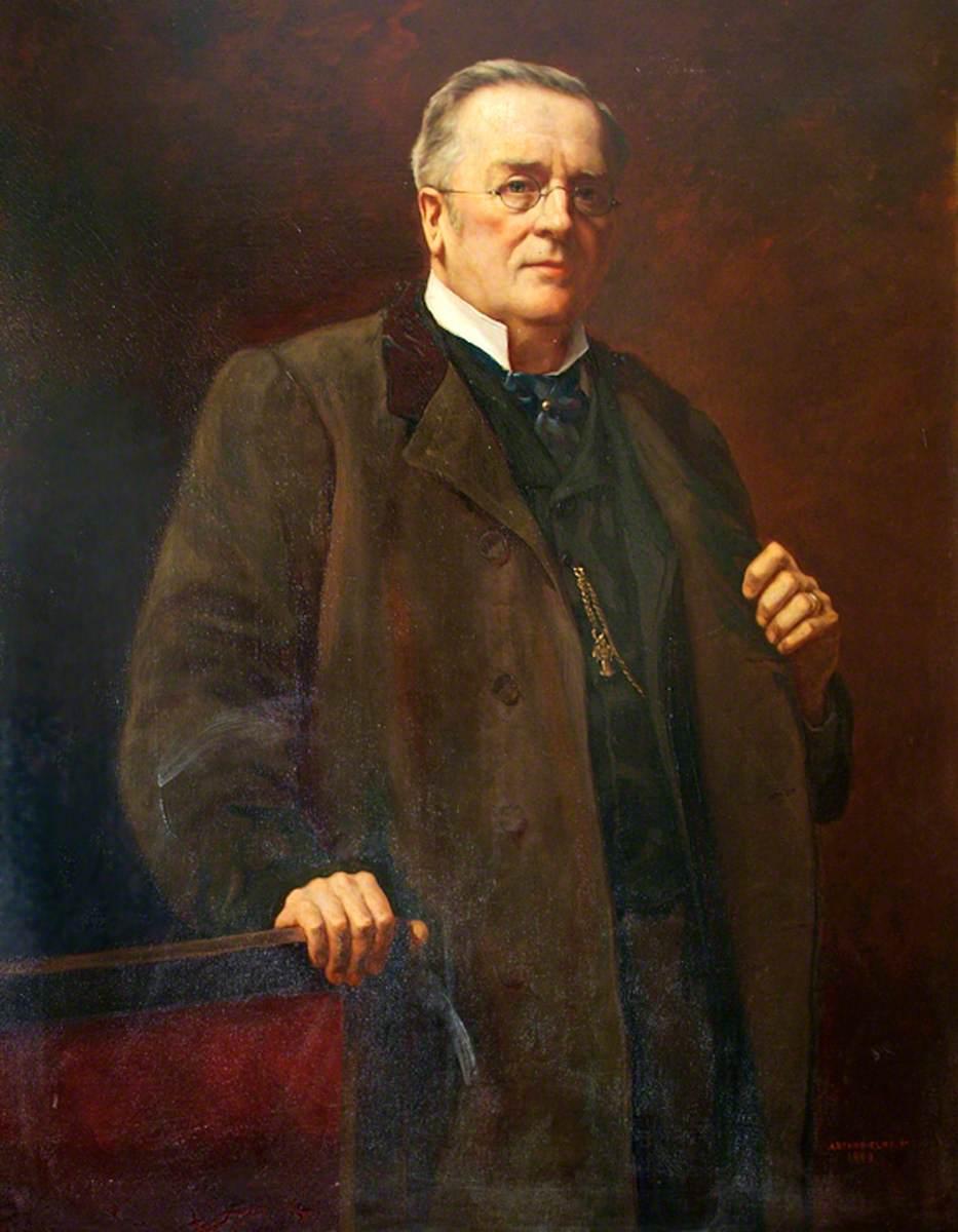 Sir William Hardman, QC