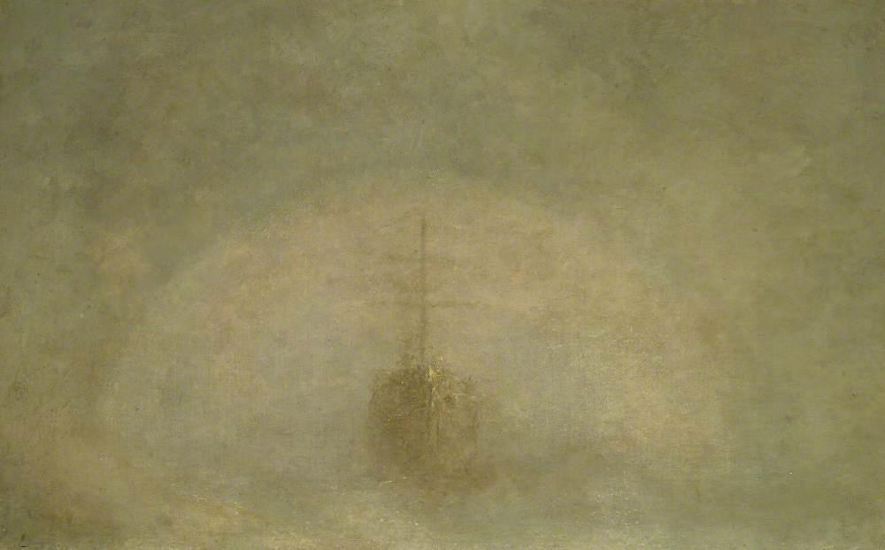 A Sea Ghost