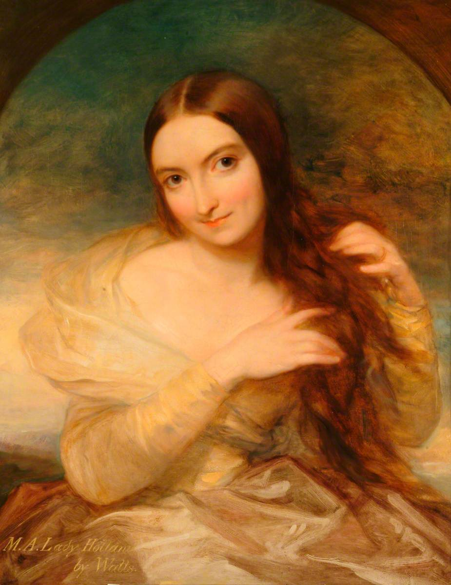 Lady Augusta Holland