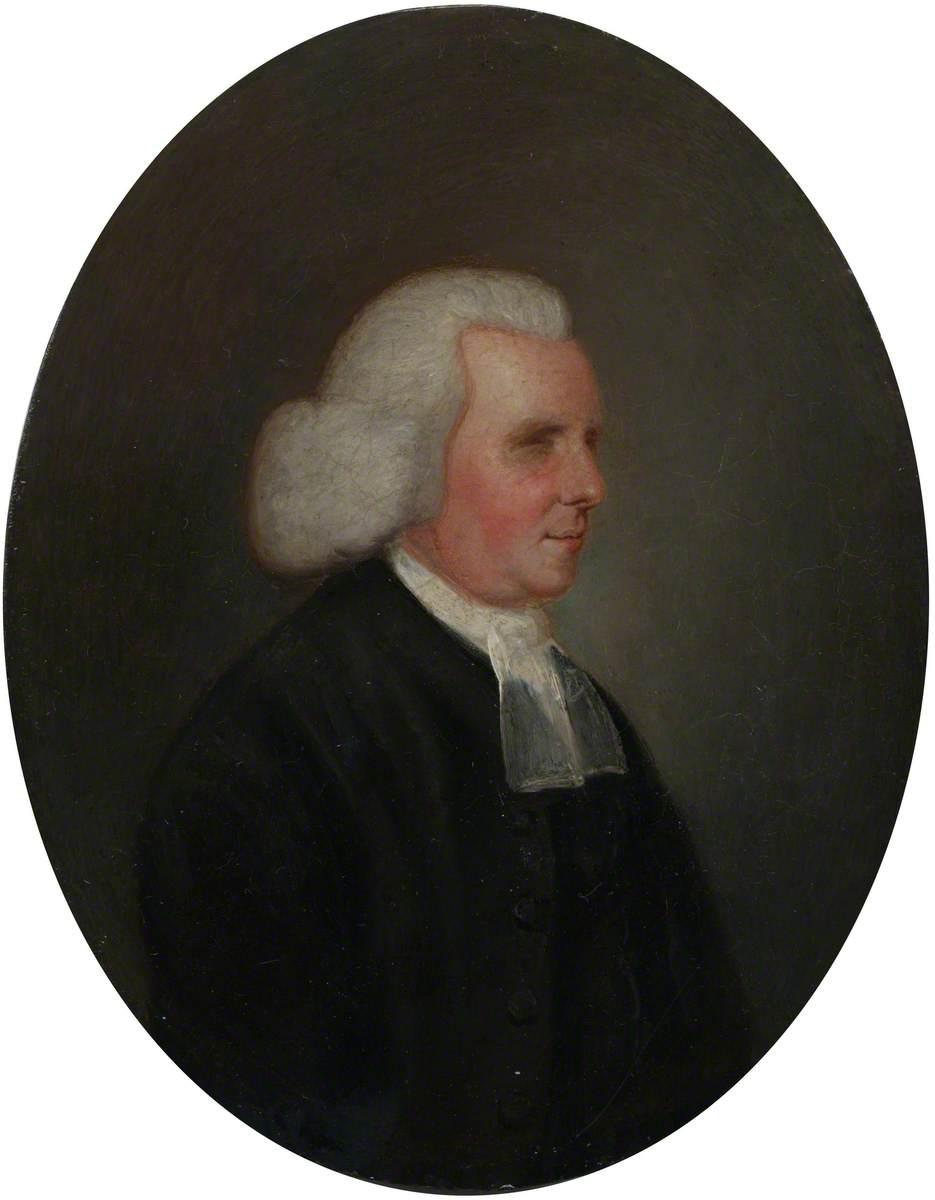 Reverend Dr Thomas Blacklock (1721–1791)