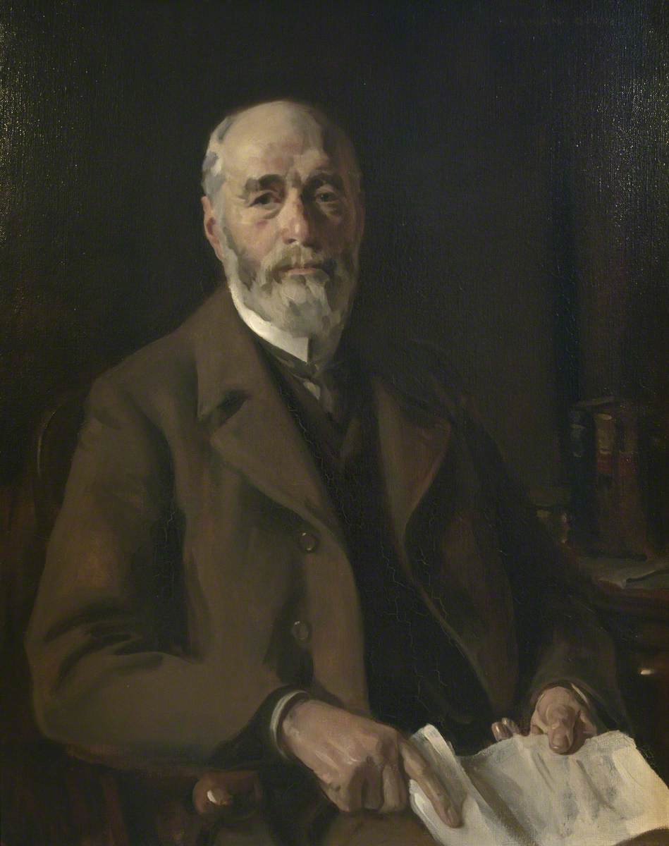 Herbert Cavan Irving of Burnfoot (1855–1930), CBE, Convenor of the County (1910–1930)