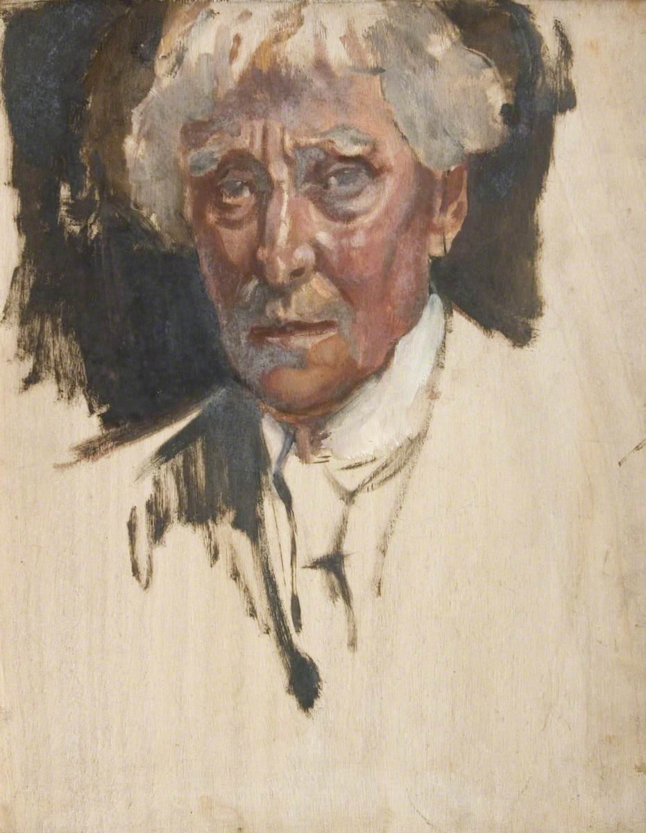 Study of Sir George Pirie (1866–1946), PRSA