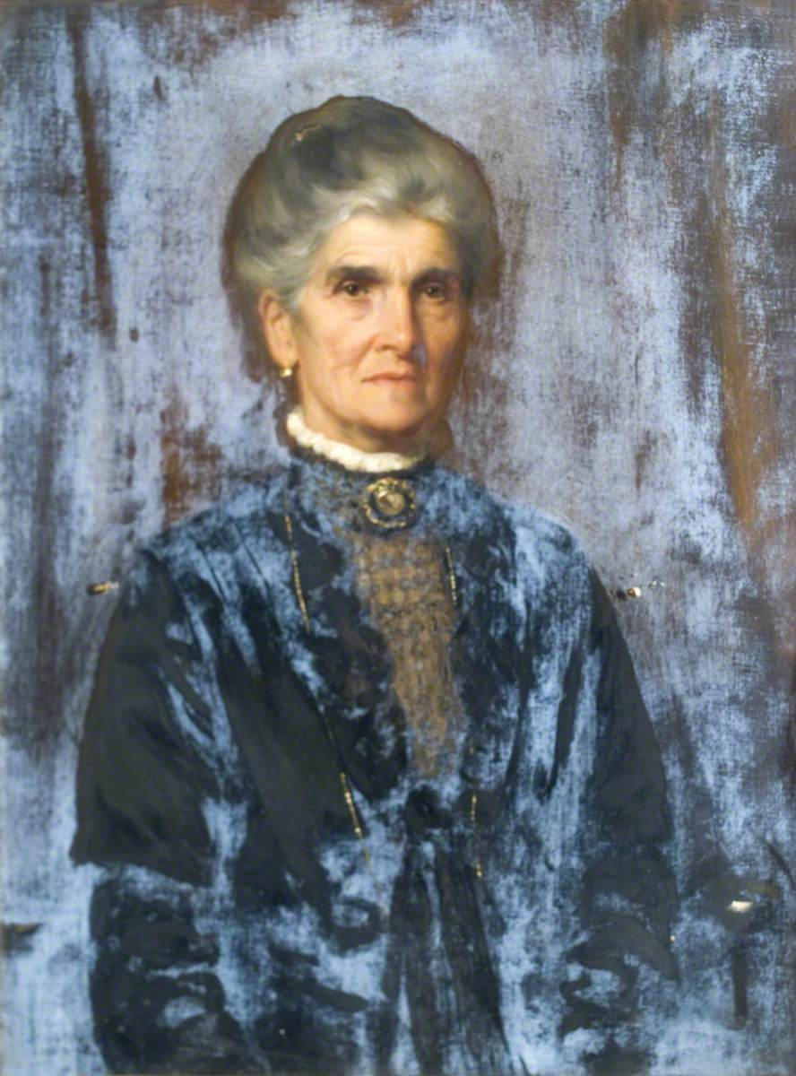 Mrs Henrietta Wallace