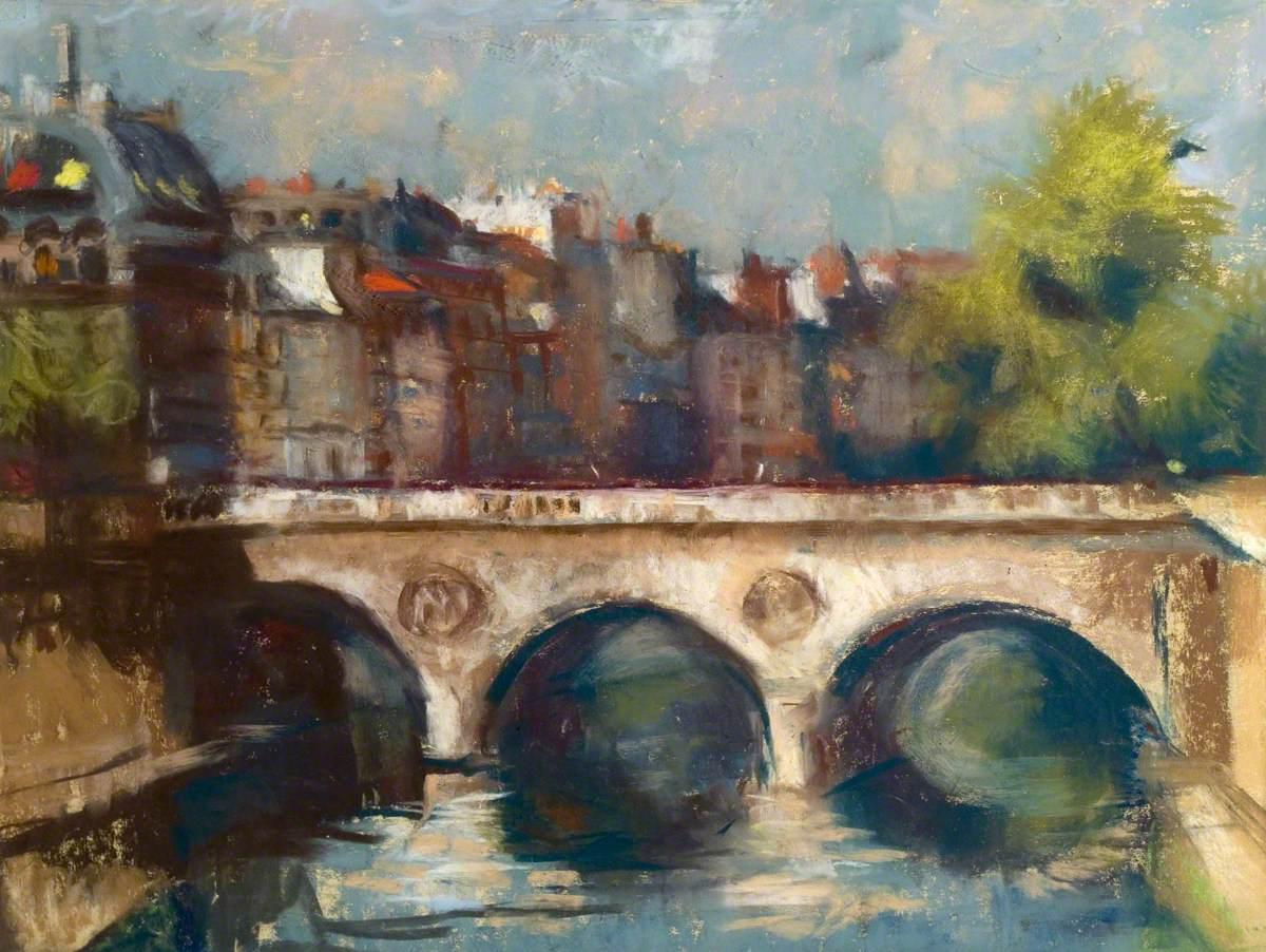 A Bridge in Paris
