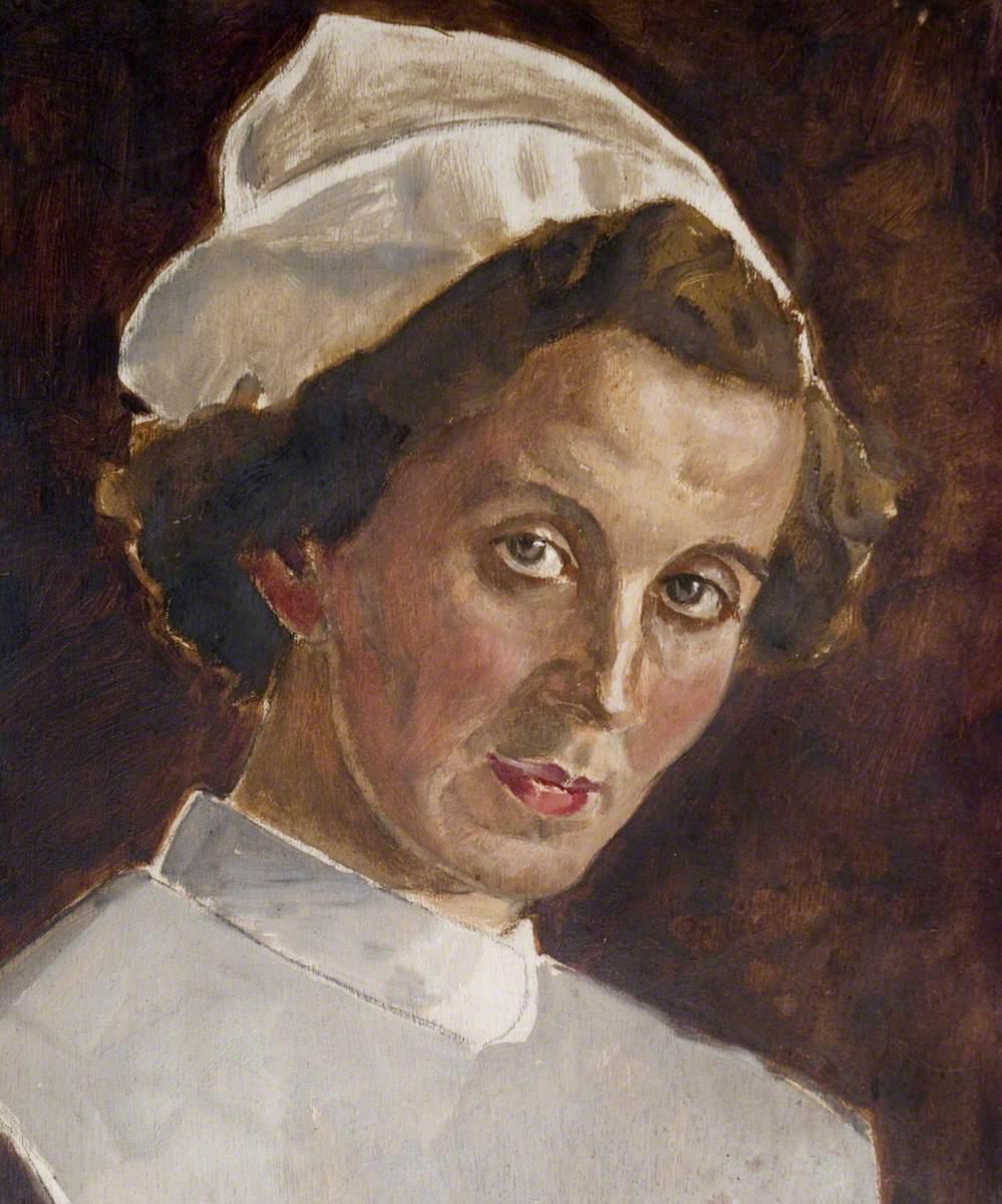 Head of a Nurse