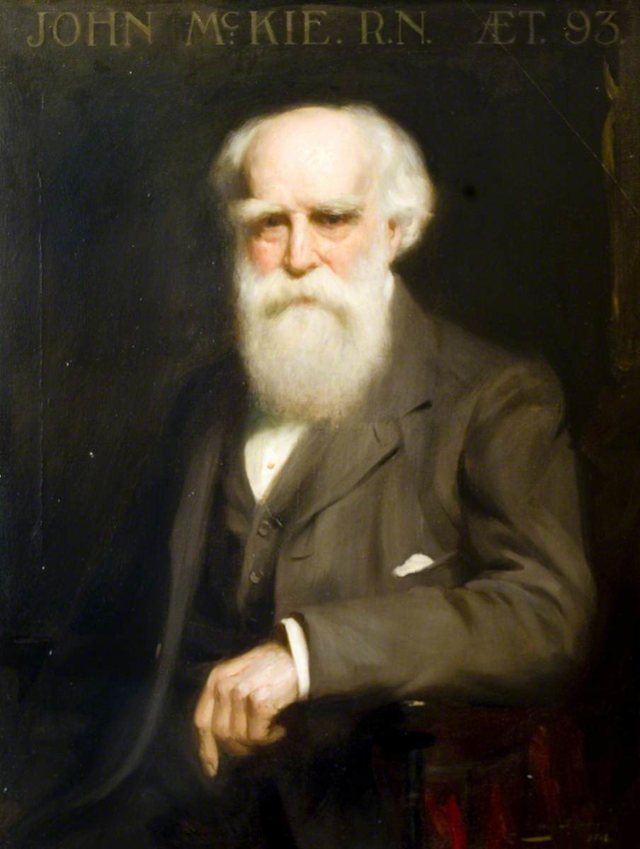 John McKie