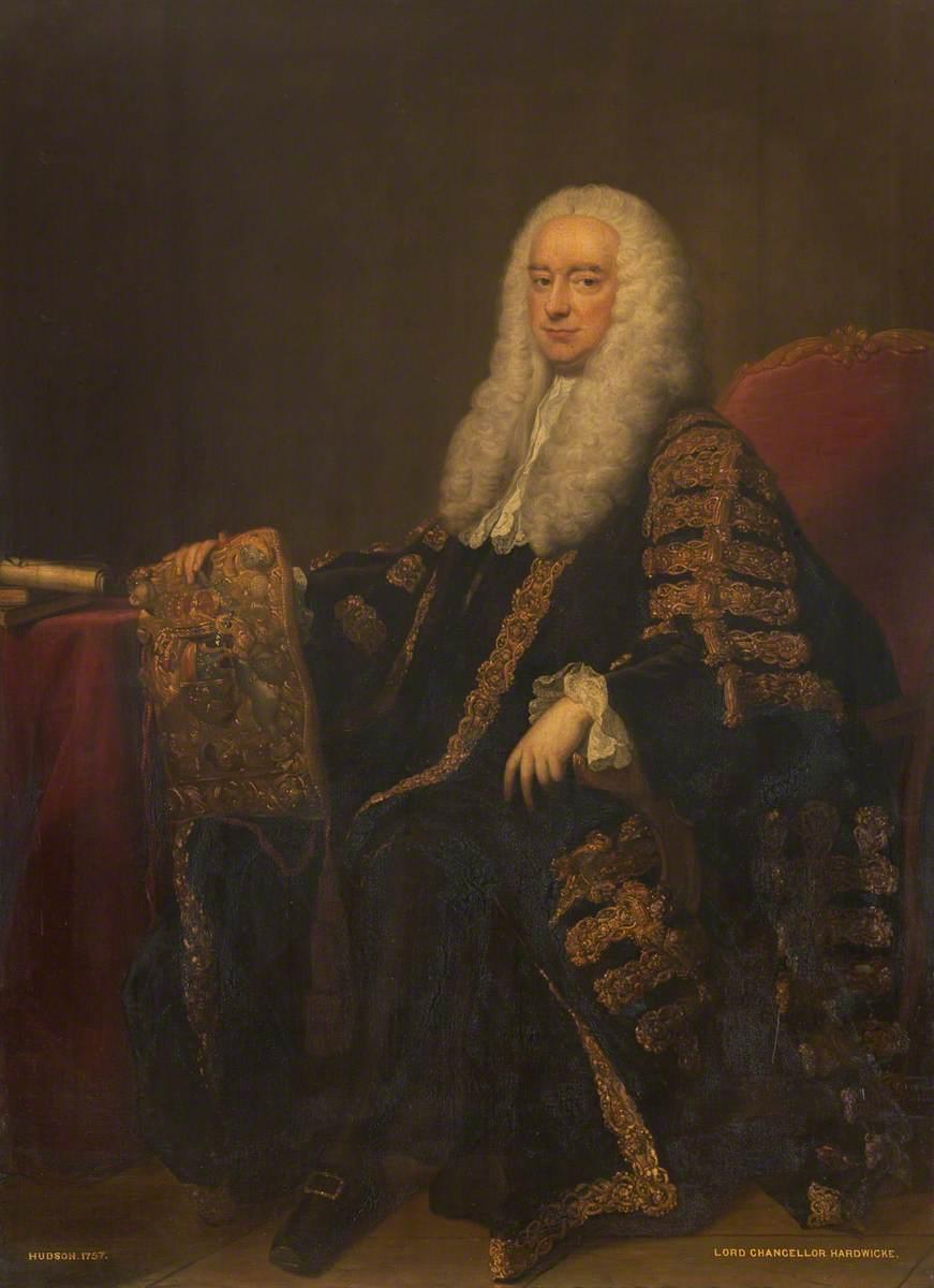 Chancellor Hardwick (1690–1764)