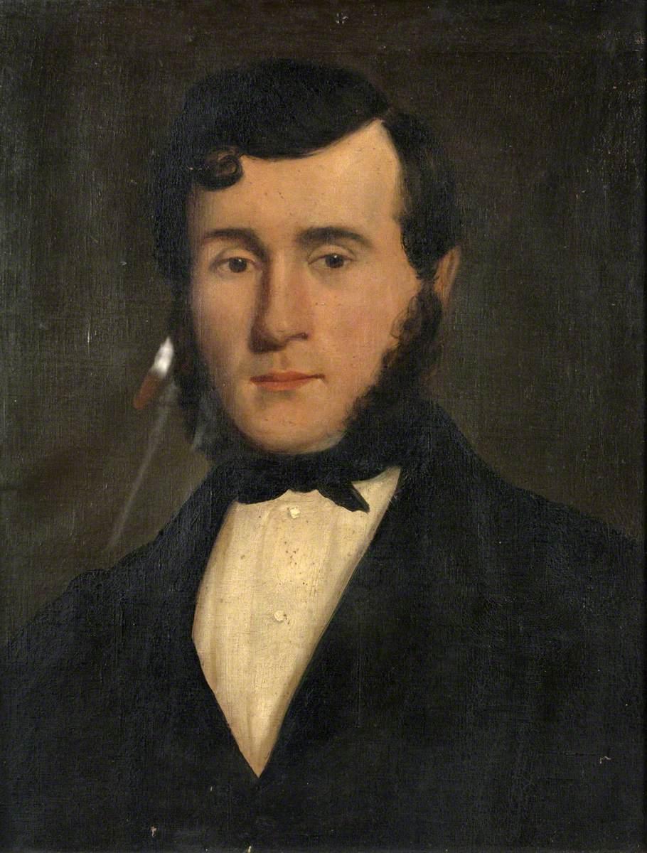 Portrait of a Gentleman of the Edington Family of North Berwick