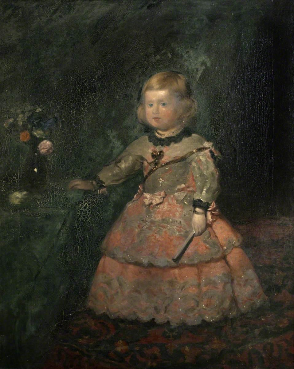 The Infanta Maria Theresa
