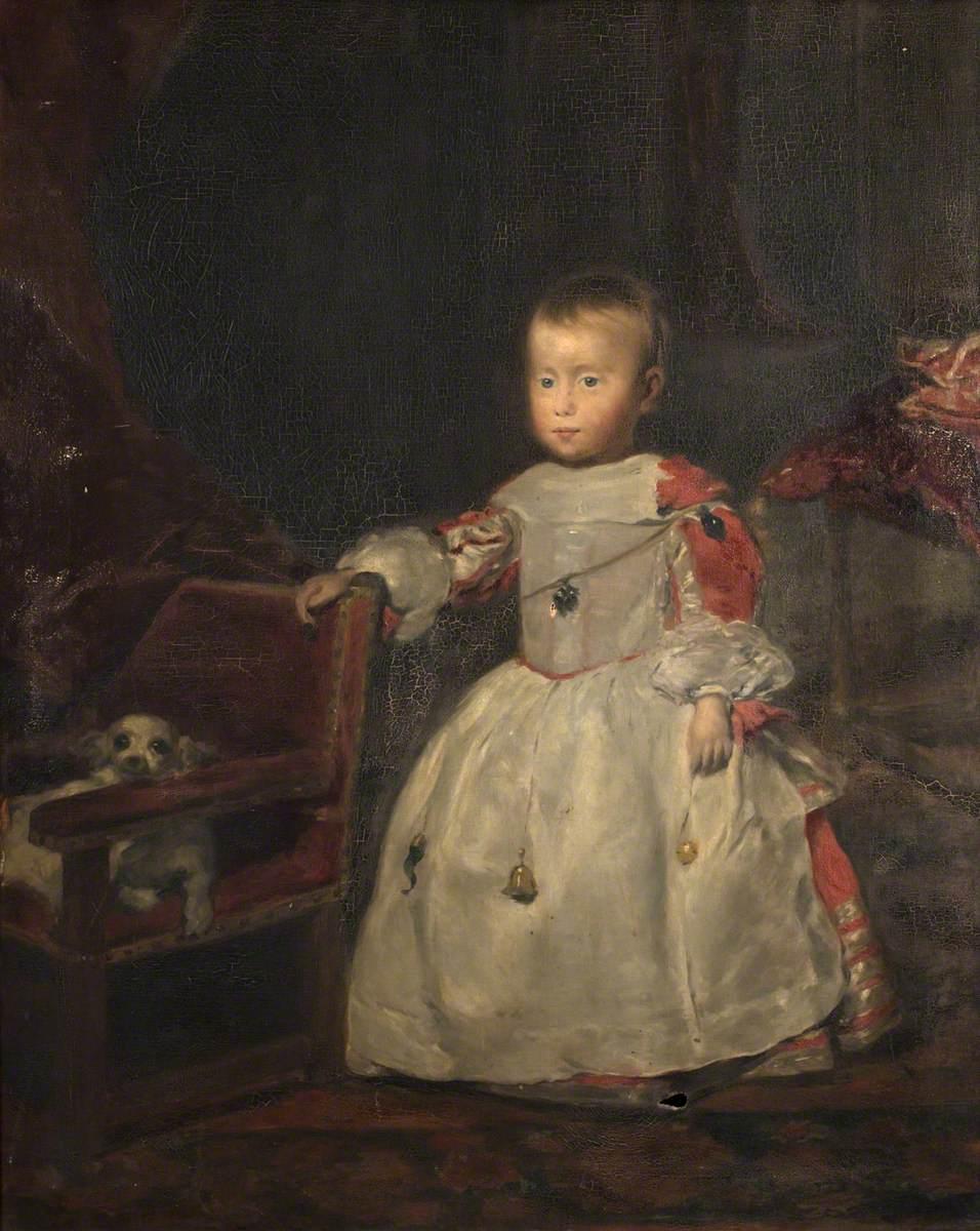 The Infant Don Balthasar