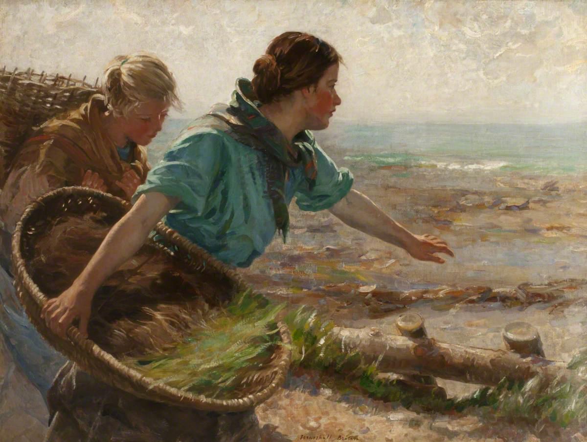 Two Fishergirls