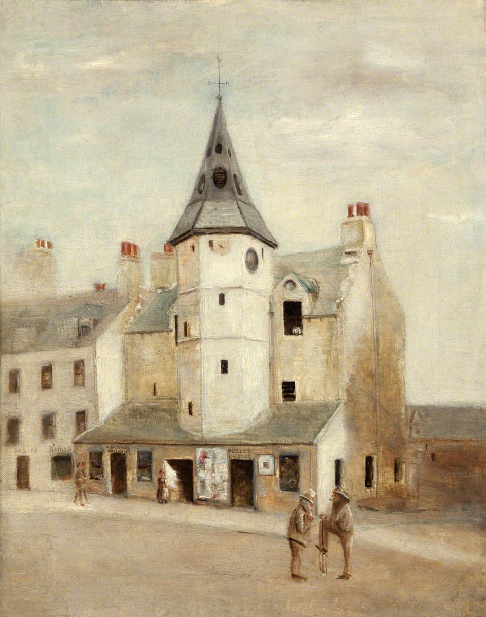 Dunbar Town House