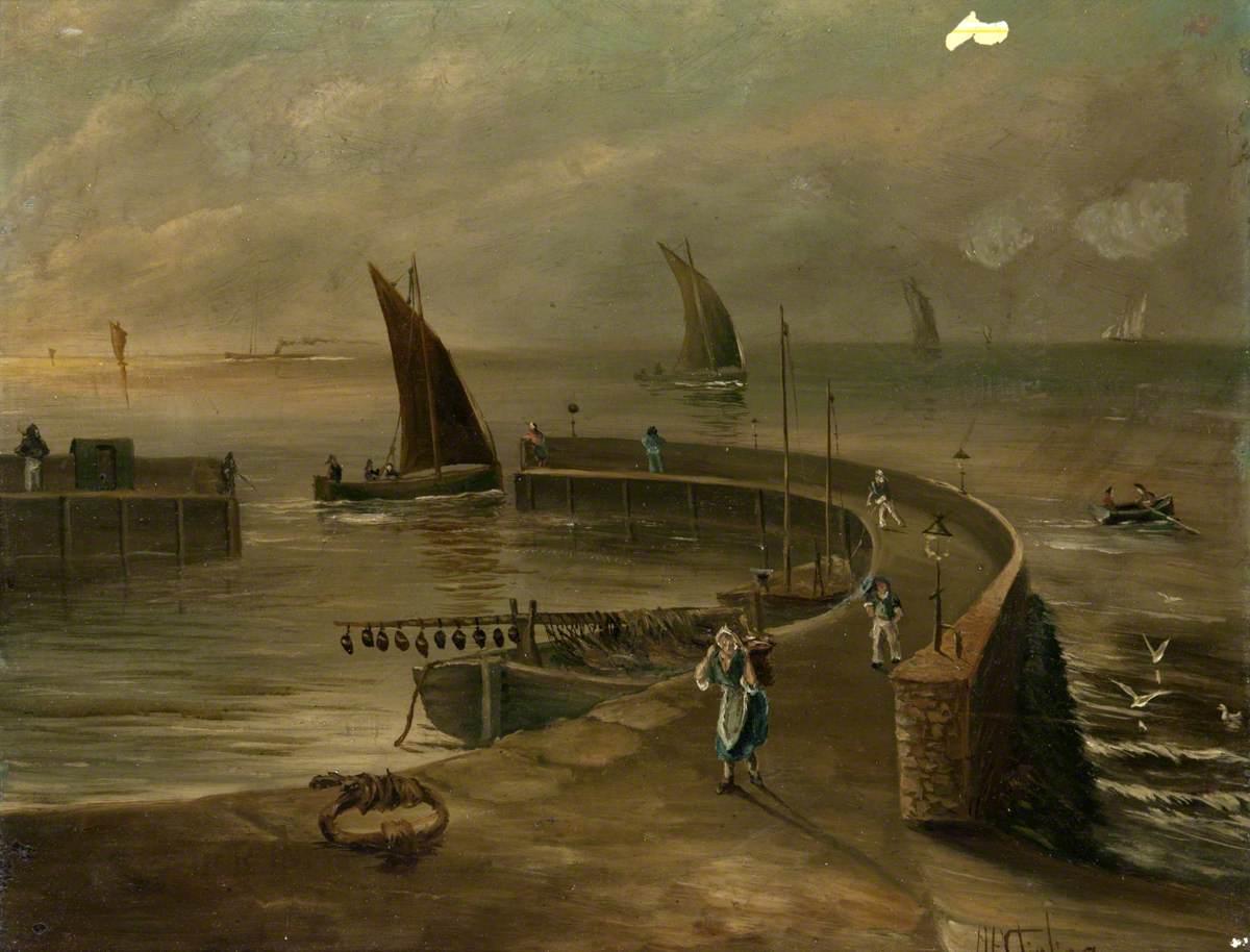 Fisherrow Harbour