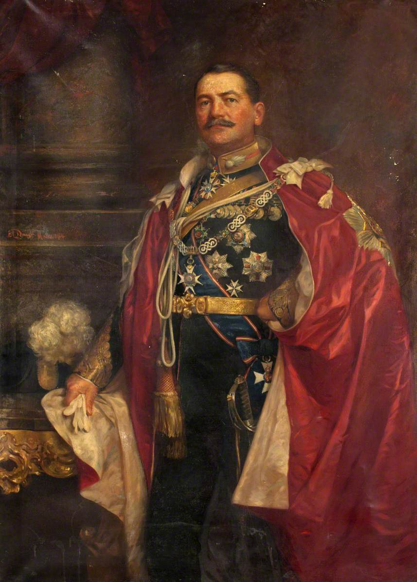 General Sir Leslie Rundle (1856–1934)