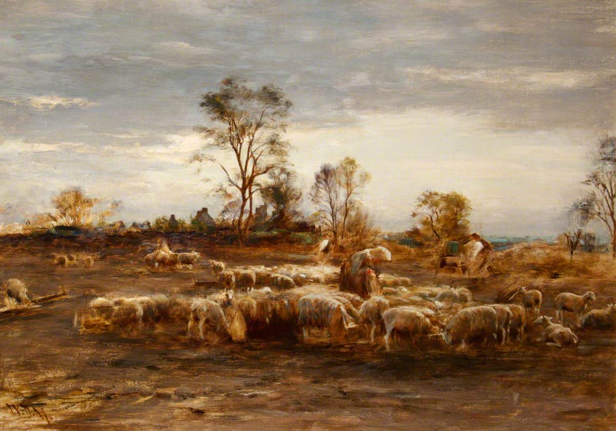 Tending the Flock