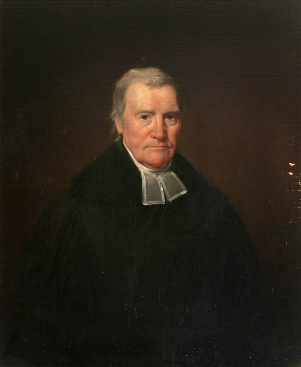 Reverend George Home of Gunsgreen (1749–1836)