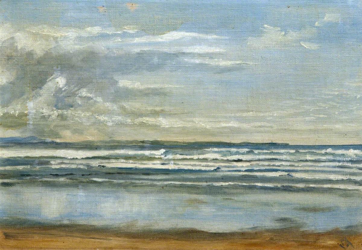 A Fresh Morning (Seascape)