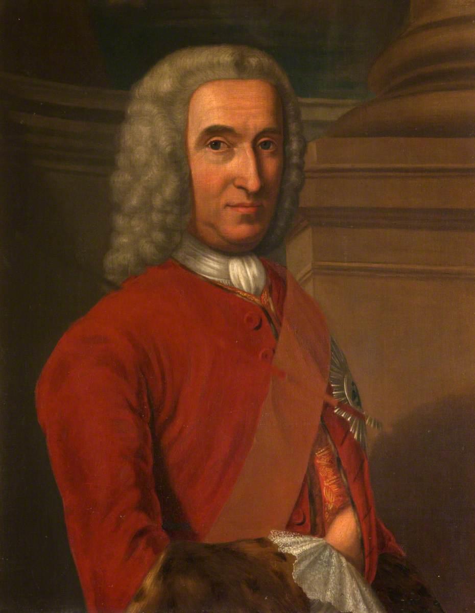James Francis Edward Keith (1698–1758)