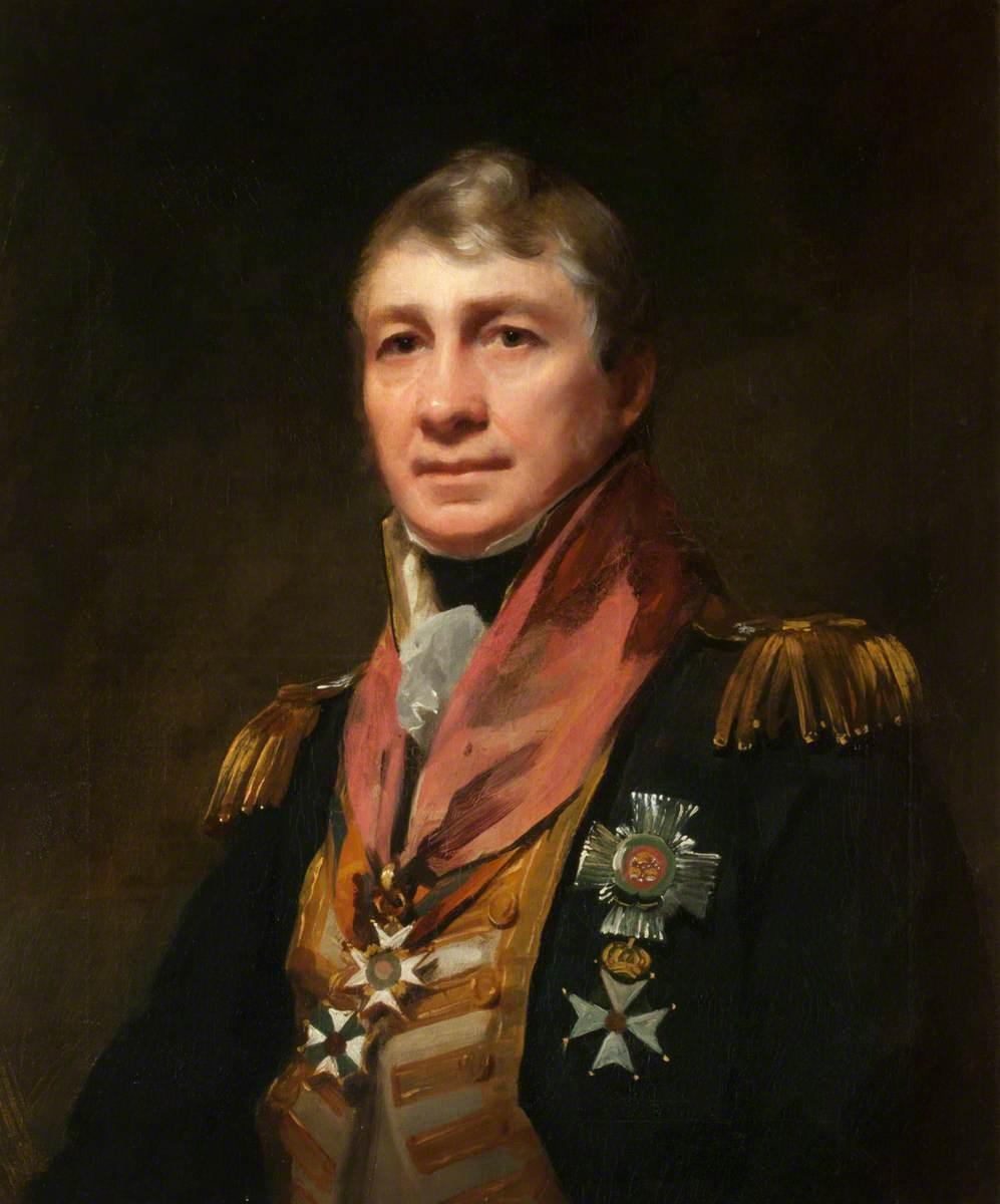 Admiral Sir David Milne (1763–1845)
