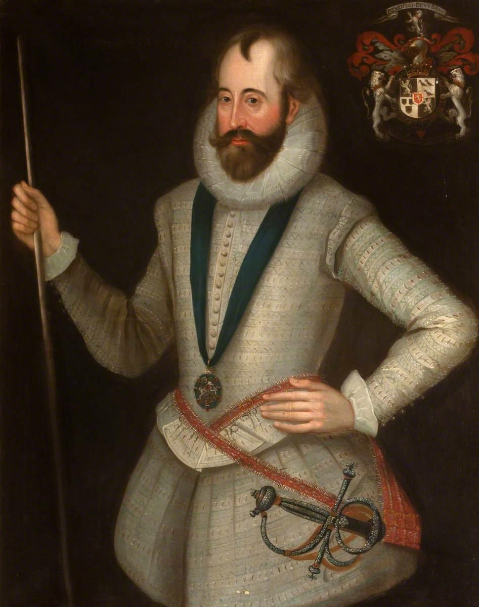 George Home (d.1611), 1st Earl of Dunbar