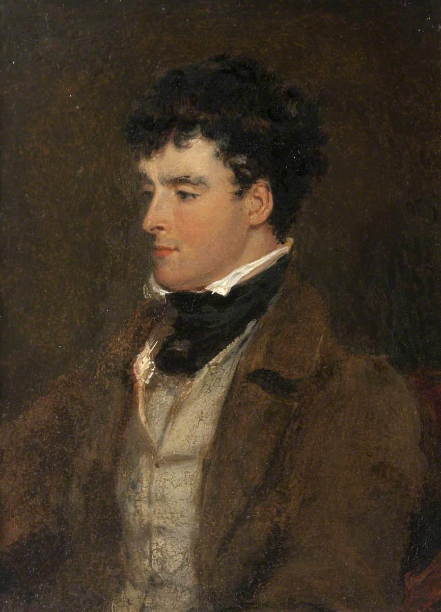 John Gibson Lockhart (1794–1854), Son-in-Law and Biographer of Sir Walter Scott