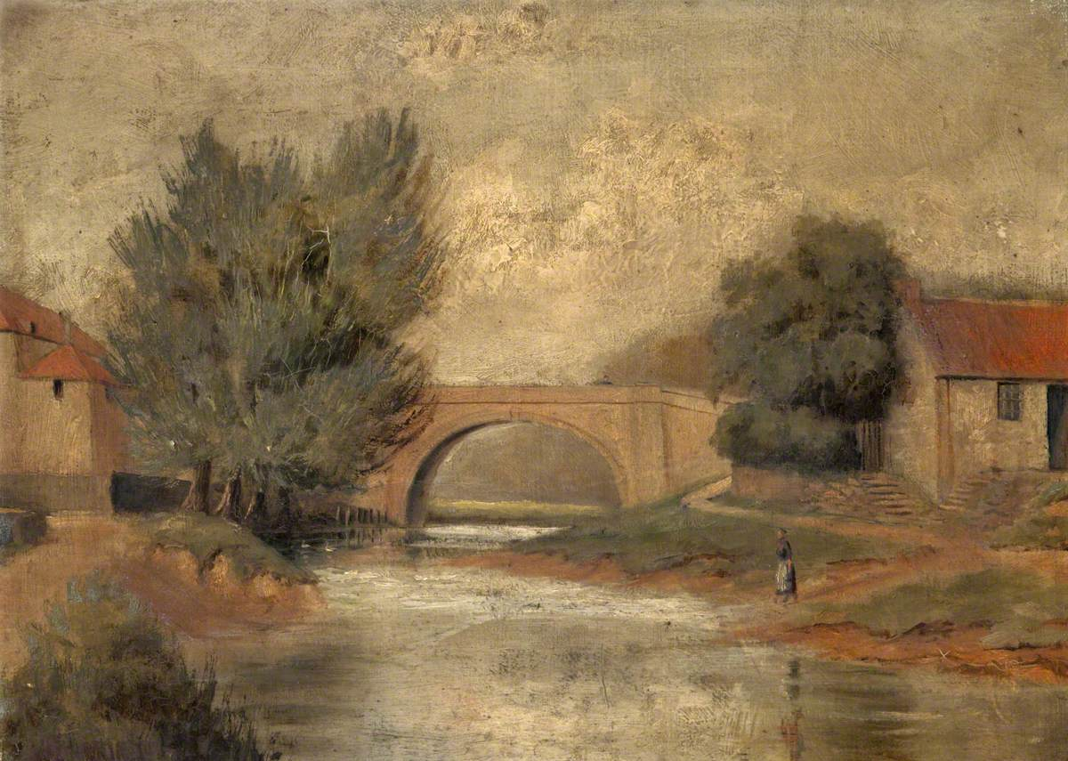 The Leet Bridge, Coldstream