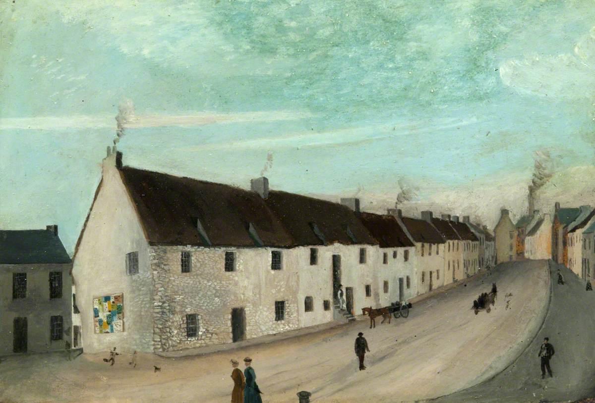Auld Mid Row