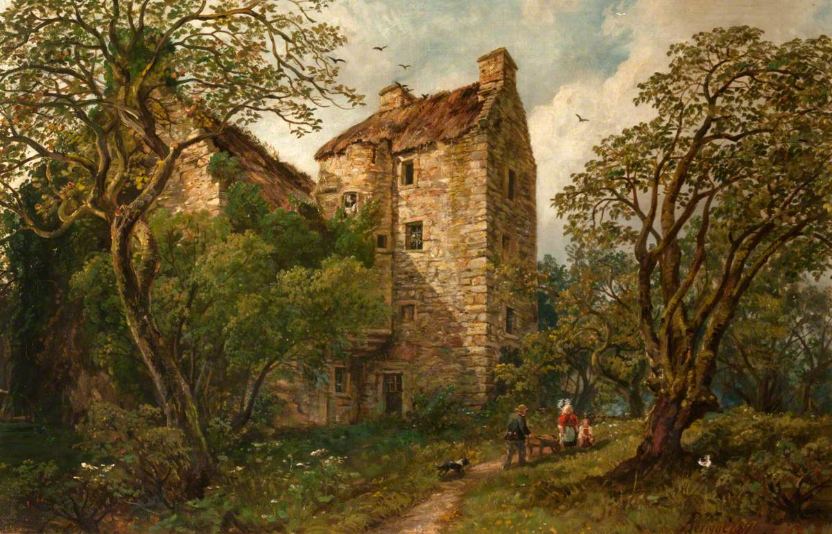 Mary, Queen of Scots' House