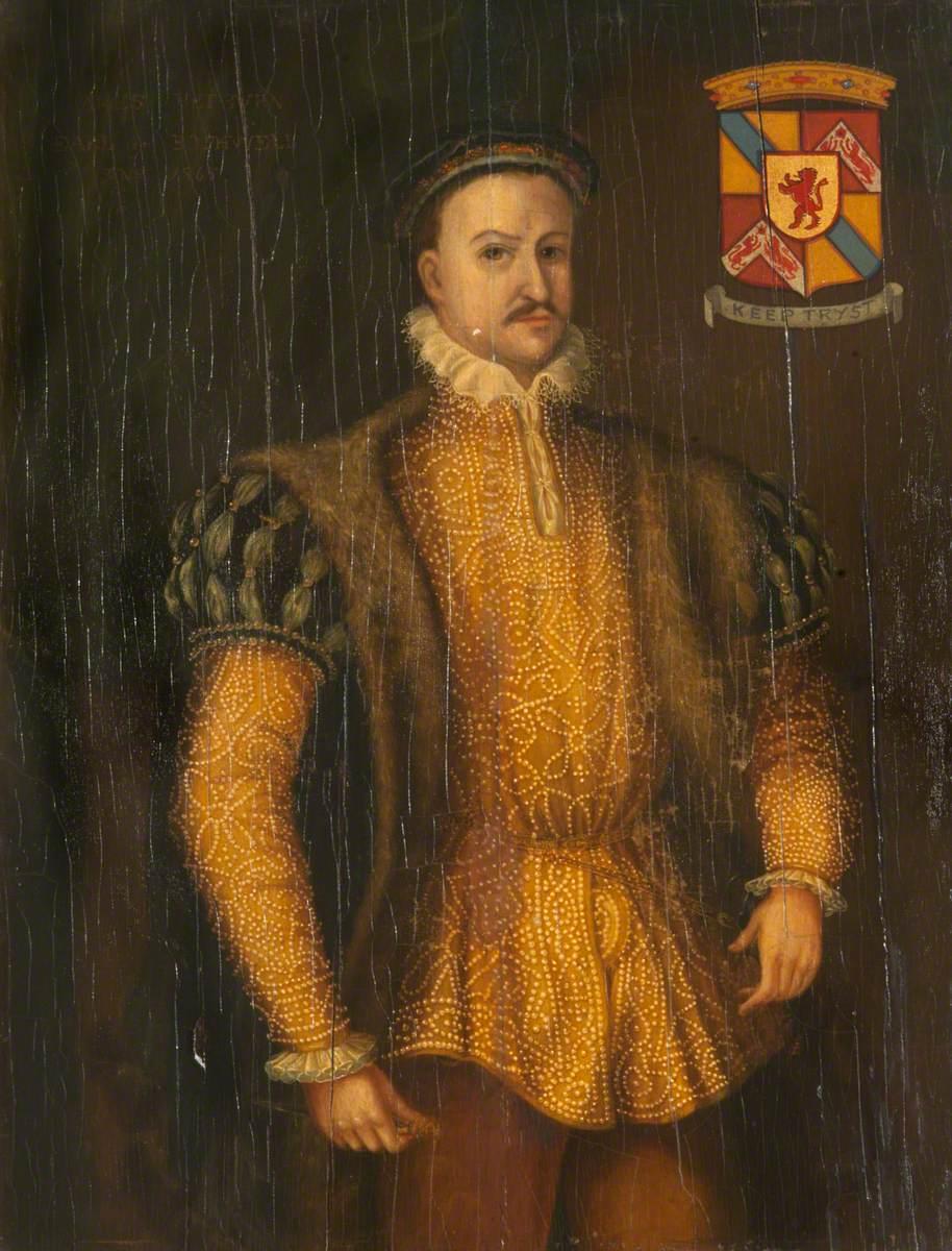 James Hepburn (1535–1578), 4th Earl of Bothwell