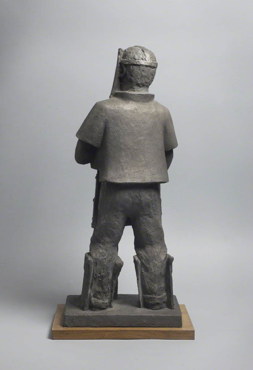 Figure of a Shipbuilder