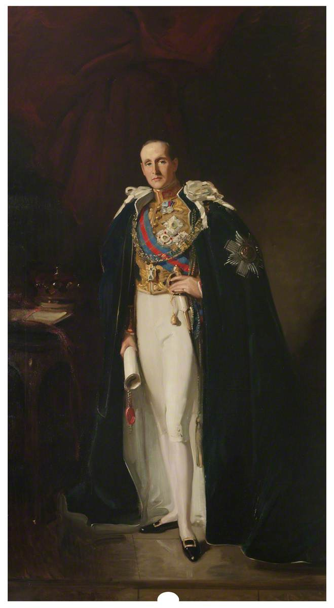 John Adrian Louis (1860–1908), 7th Earl of Hopetoun and 1st Marquis of Linlithgow