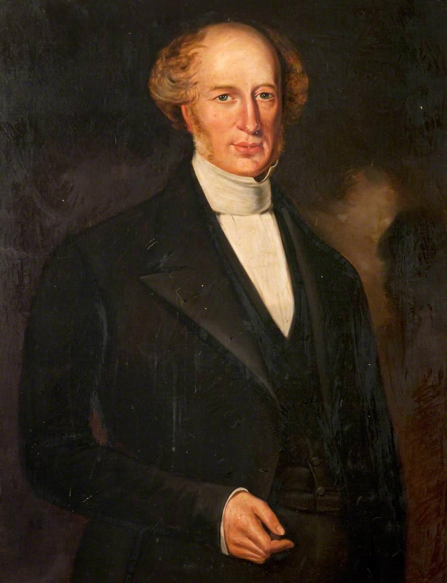 Reverend J. Christison (1800–1875)
