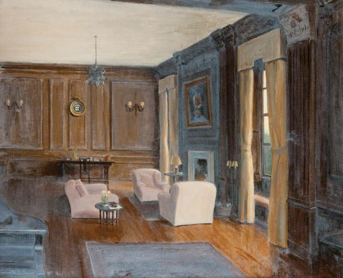The Long Room, Furneaux Pelham