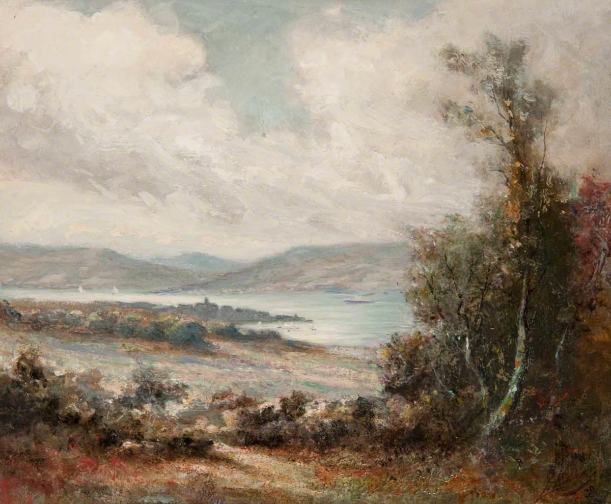 The Hillside above Gourock
