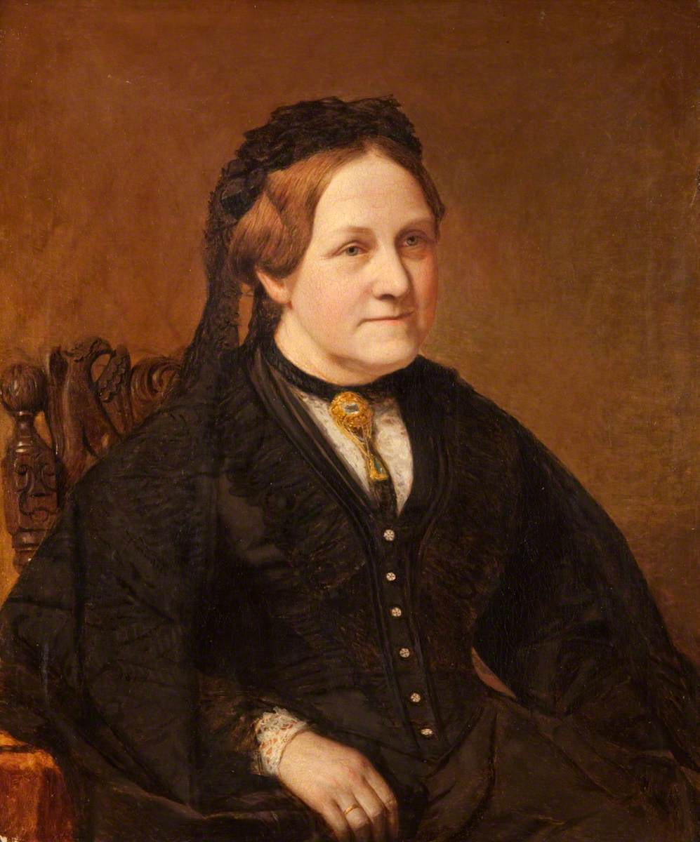 Mrs Catherine Campbell McLean of Westbank (d.1902)