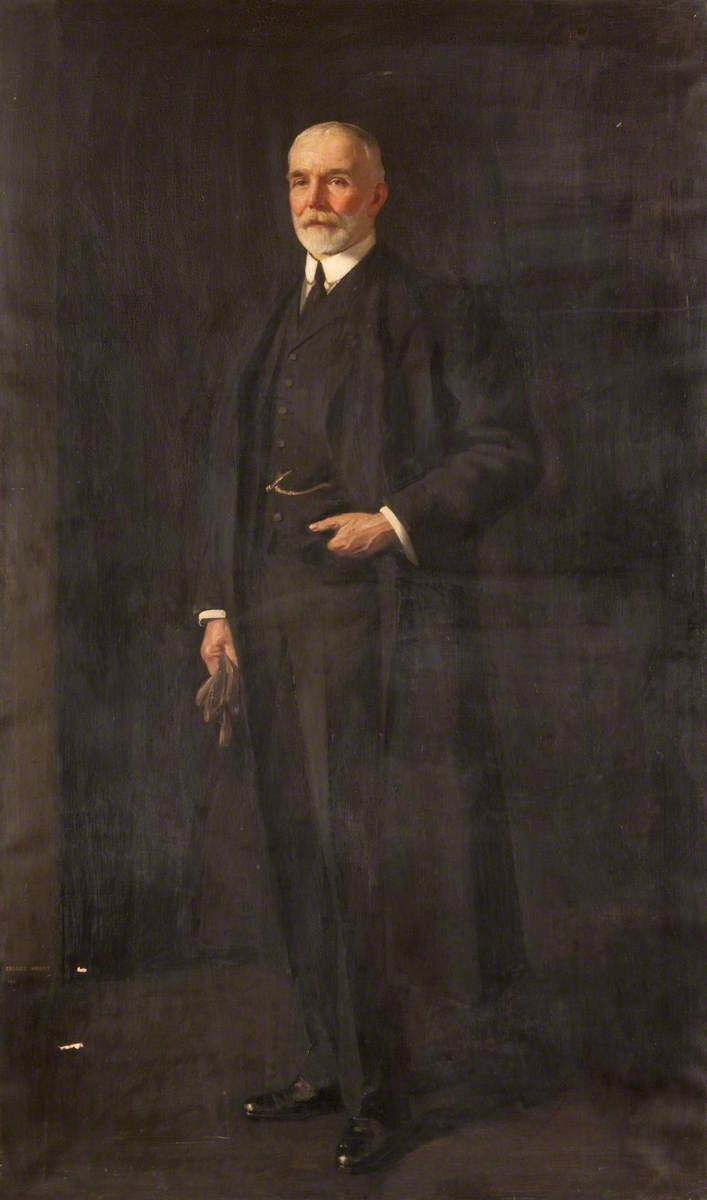 Mr Andrew Kirkwood McCosh, Managing Director, Bairds of Gartsherrie