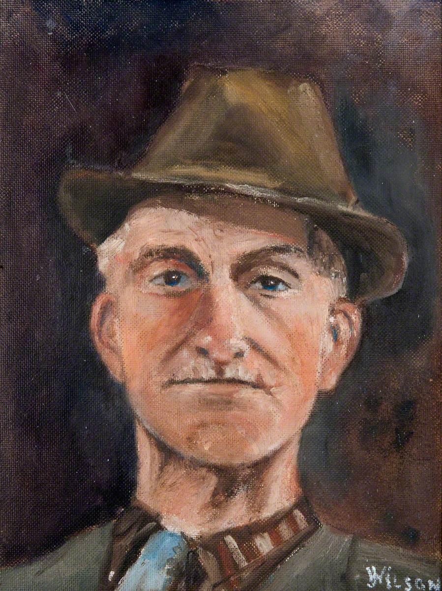 Portrait of R. M. Scott