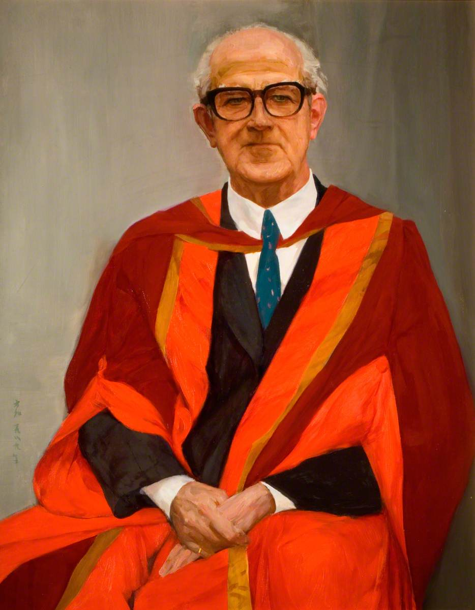 Professor William Campbell Stewart