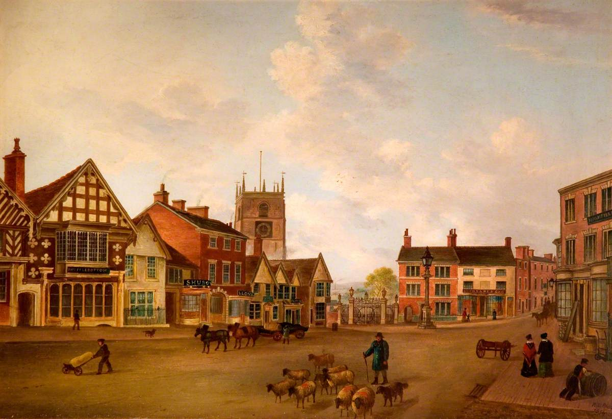 Red Lion Square