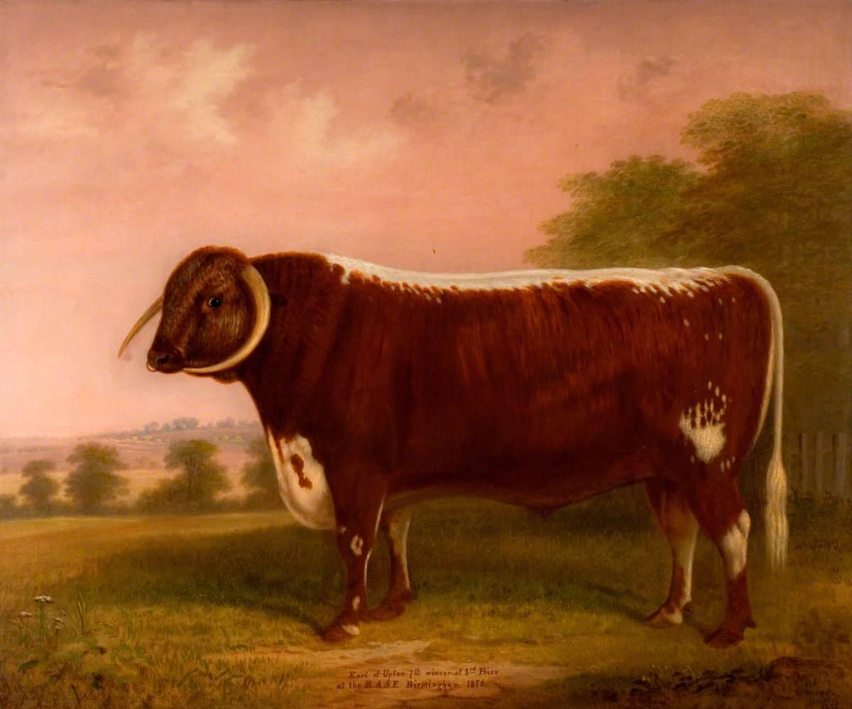 'Earl of Upton'