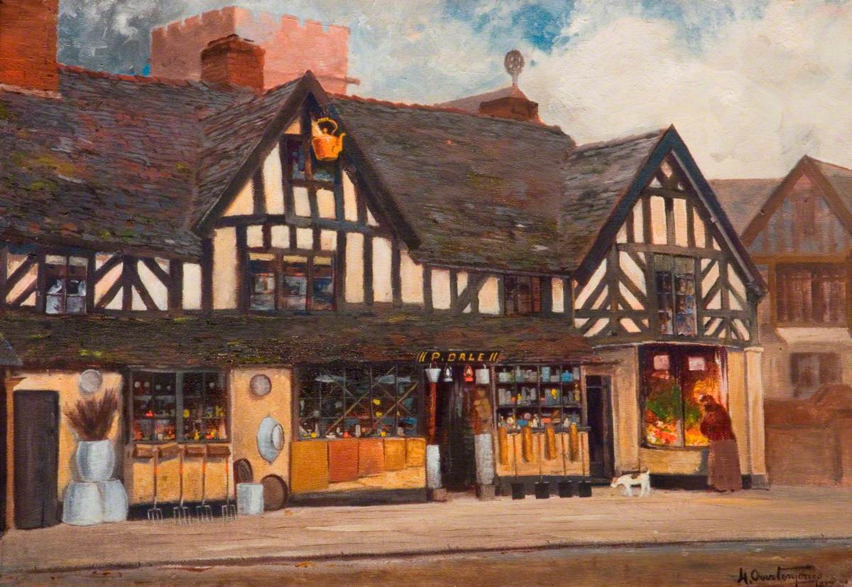 Dale's Shop, Stafford
