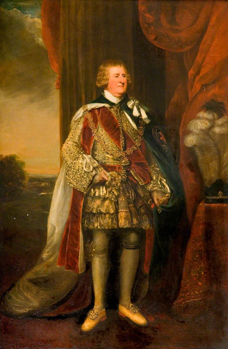 George Granville Leveson-Gower (1758–1833), 2nd Marquis of Stafford, 1st Duke of Sutherland