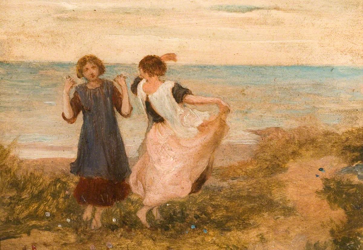 Girls Dancing, a Pastoral Symphony