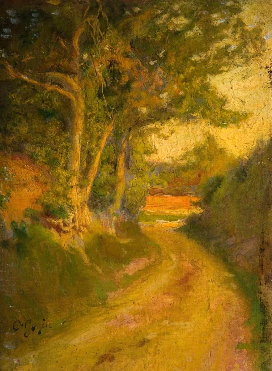 A Sussex Lane