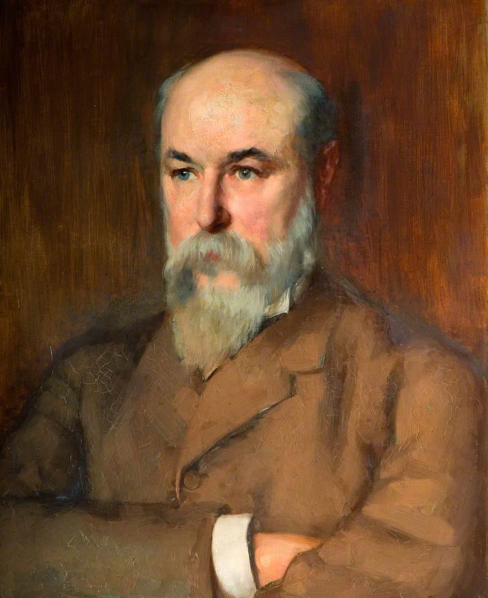 William Woodall, MP (1832–1901)