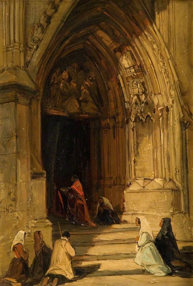 North Door, Notre Dame, Paris