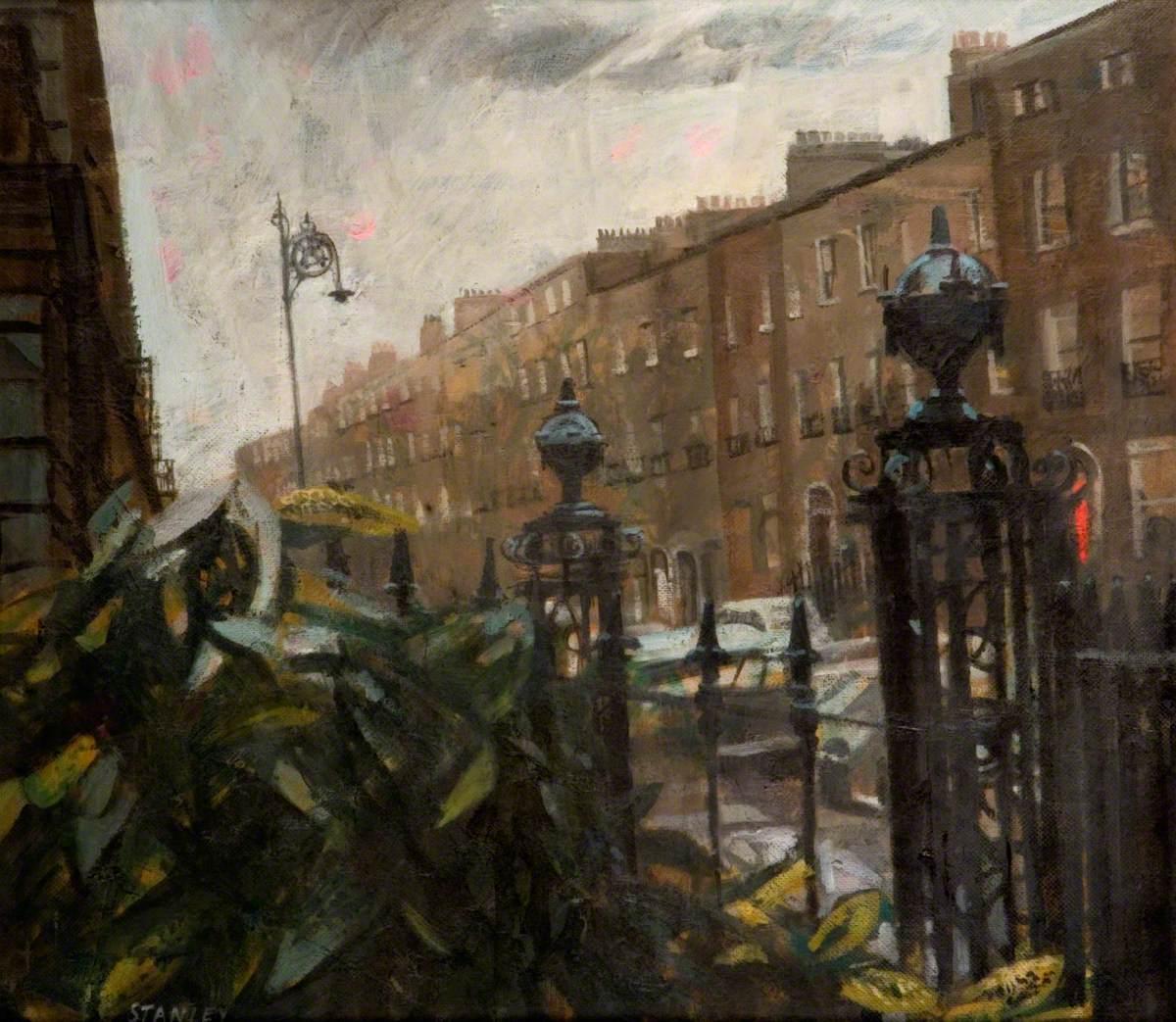 Warrington Square, Dublin