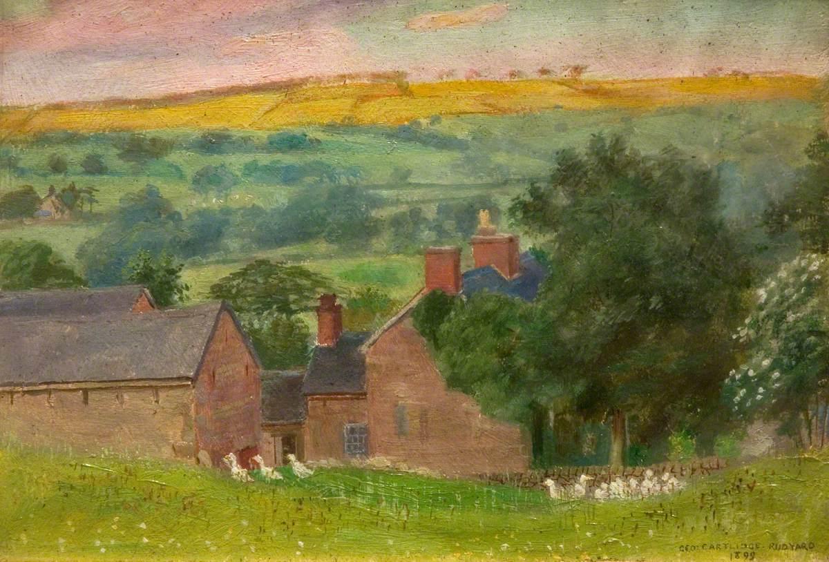 Geeson Hill, Rudyard
