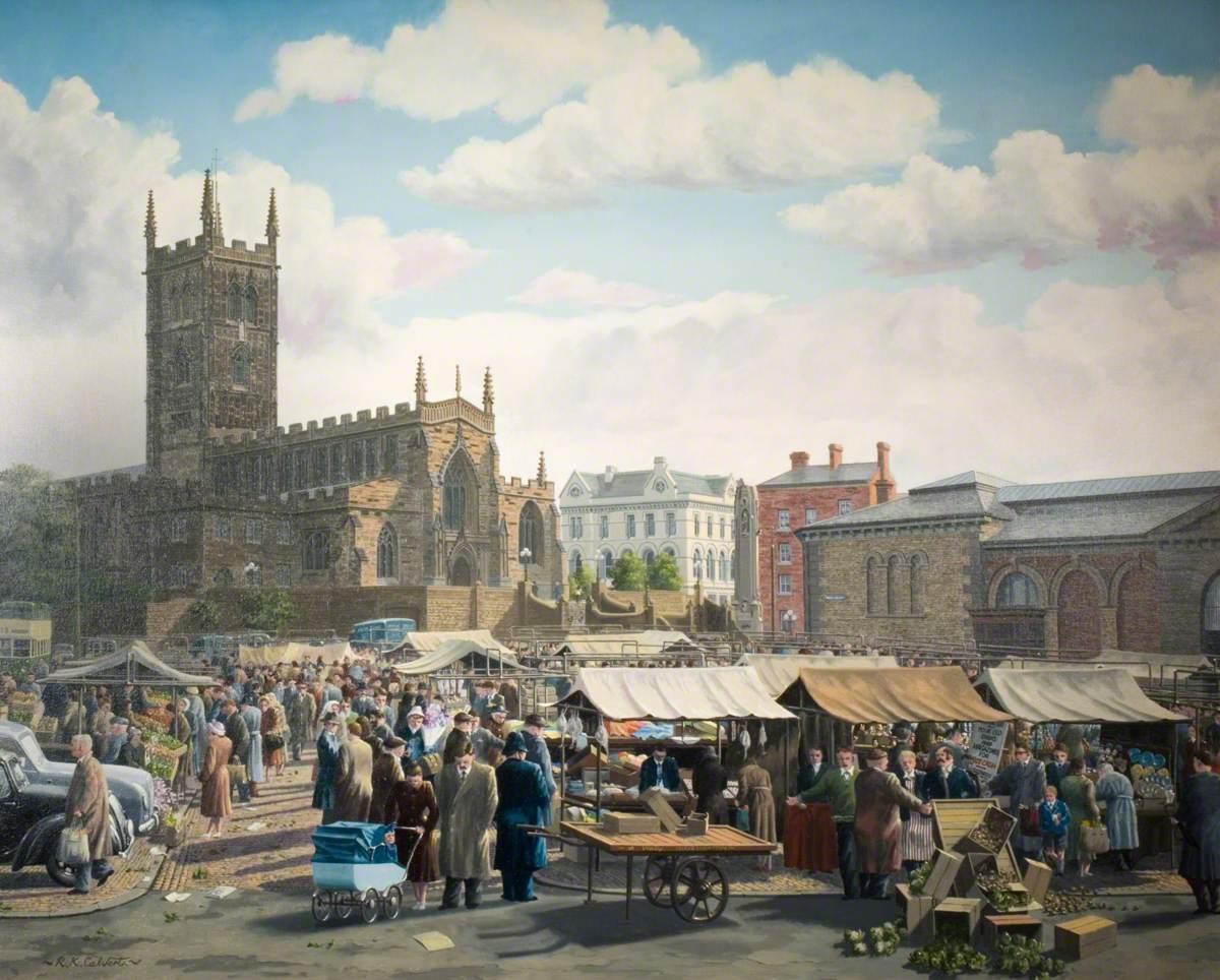 Wolverhampton Market