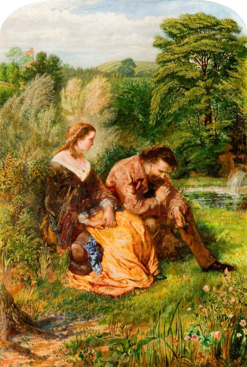 The Miller's Daughter, from Tennyson